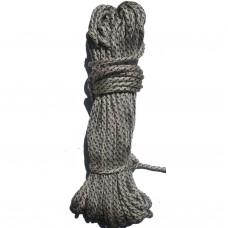 шнур плетёный (рябая)ф-5мм 15м