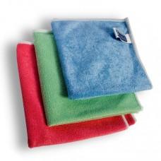 Салфетка для полировки  глянцевых поверхностей  30*30  Sun clean ( Сан Клин )