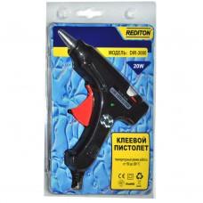 Клеевой пистолет ТМ   REDITON Ф- 7.5   20w артикул DIR-3000