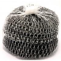 Мочалка скребок для посуды металлические (3шт)