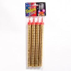 Свечи - Фейерверки 15 см (4шт)