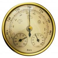 Барометр со встроенными гигрометром и термометром BARO  (Метеостанция)