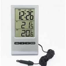 Термометр арт 207 цифровой электронный  с выносным датчиком