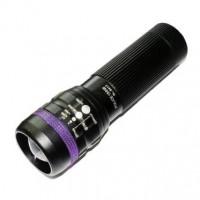Карманный фонарь ( bl 312 ), Bailong Police  5000w, металлический корпус, оптическая линза