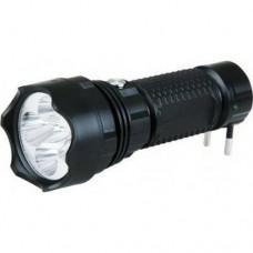 Аккумуляторный фонарь ASK 1175 ( 1LED 1Вт) ТМ АСК