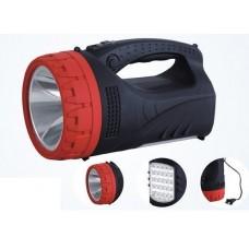 Прожекторный фонарь ASK 2829 TP  ( 5 Вт. 25LED ) ручной аккумуляторный переносной ТМ АСК