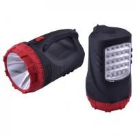 Прожекторный фонарь ASK 2827 ( 3Вт. 9LED ) ручной аккумуляторный переносной ТМ АСК