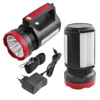 Прожекторный фонарь ASK 2895U ( 5Вт. 20LED ) ручной аккумуляторный переносной ТМ АСК