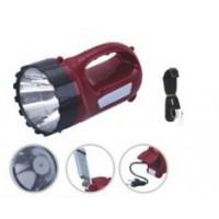Переносной фонарь ASK 2820-1 ( 1W + 15 LED ) ручной аккумуляторный ТМ АСК
