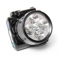 Налобный фонарь  ASK 1829-5 (5 LED ) аккумуляторный светодиодный  ТМ АСК