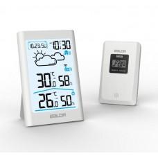 Цифровая метеостанция Baldr WS0341WH1  (119 x 80мм)