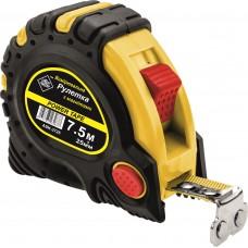 Рулетка измерительная ASK-3725 7.5м. 25мм. с магнитом