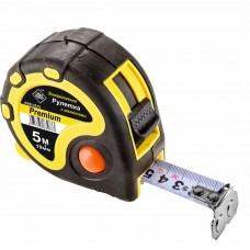 Рулетка измерительная ASK-2519  Premium 5м. 19мм.  с магнитом