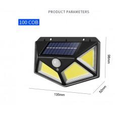 Уличный фонарь светильник COB SH-100В ( 135 * 98 мм )  с датчиком движения COB