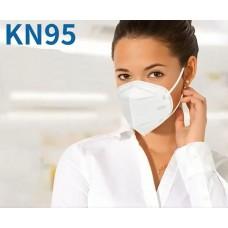 Маска респиратор  KN95 / FFP2 (Арт. 1128)