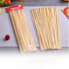 Шампуры бамбуковые ( Шпажки )   ф - 5 мм 40 см (50шт)
