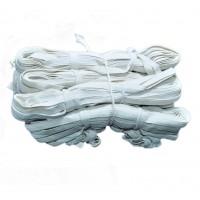 Резинка бельевая х/б длина 10 метров  ширна 7 мм
