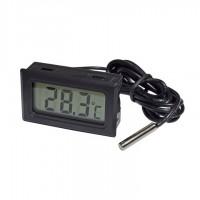 Электронный цифровой термометр  (st-2)  с выносным датчиком