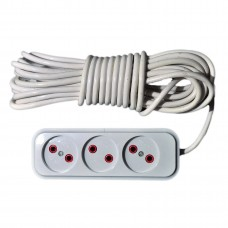 Электро удлинительFL-BI  10 м  ( 3 ) длина 10 м