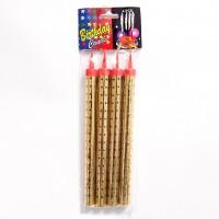 Свечи - Фейерверки 20 см (4шт)