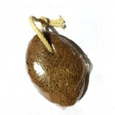 Пемза натуральная вулканическая ( в полиэтилене )