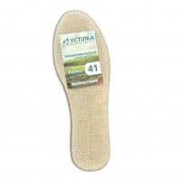Стелька для обуви материал Лен размеры с 36-46