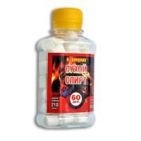 Сухой спирт в гранулах  60 шт (масса нетто 85гр)