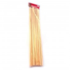 Шампуры бамбуковые ( Шпажки ) для шашлыка  40 см ф - 4мм
