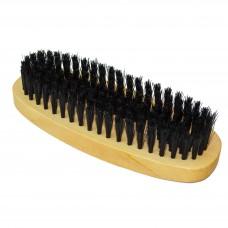 Щетка обувная из натурального волоса (овальнная ) арт. 102