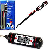 Кухонный электронный термометр Wt 1 ( вт-1 ) со щупом для мяса вина молока барбекю