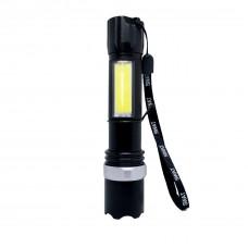 Тактический фонарик Bailong  POLICE 1000W арт 007 COB