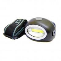 Налобный фонарик BL 2089 COB