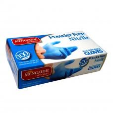 Перчатки Нитриловые NITRIL  ТМ  MENGIDIE  Размер L