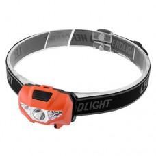 Налобный фонарь T 103   3 SMD LED  3xAAA